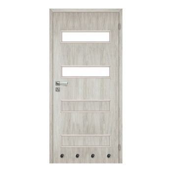 Interiérové dveře Milano, model Milano, prosklené 2/4