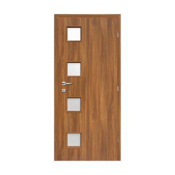 Interiérové dveře Modena 4, model Modena 4 4/4 prosklené