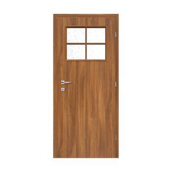 Interiérové dveře Natura, model Natura 1/3 prosklené