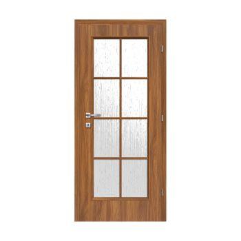 Interiérové dveře Natura, model Natura 3/3 prosklené