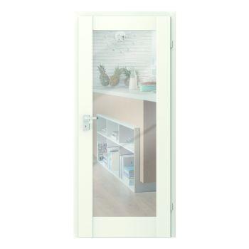 Interiérové dveře Porta Grande UV, model A.1 se zrcadlem