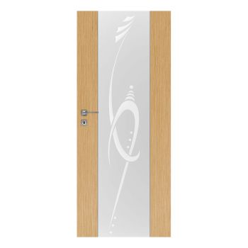 Interiérové dveře Vetro natura A, model Vetro natura A2