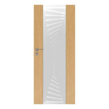 Interiérové dveře Vetro natura A, model Vetro natura A4