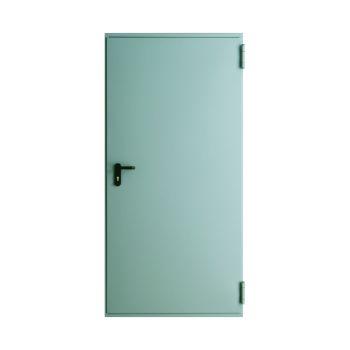 Protipožární dveře Kovové El 30 plné