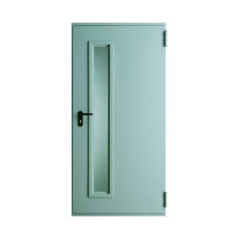 Protipožární kovové dveře EI 30 model 3