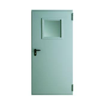 Protipožární kovové dveře EI 30 model 2