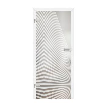 Skleněné dveře GRAF 12