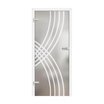 Skleněné dveře GRAF 18