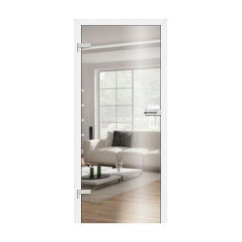 Skleněné dveře GRAF 9 čiré sklo