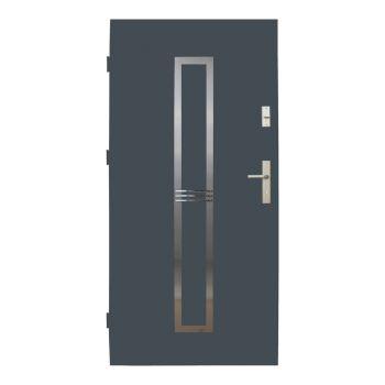 Vchodové dveře Wiked Normal - vzor 12A plné