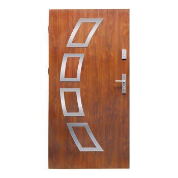 Vchodové dveře Wiked Normal - vzor 21A plné
