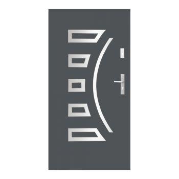Vchodové dveře Wiked Normal - vzor 23 plné