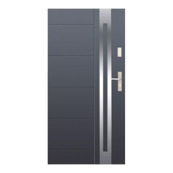 Vchodové dveře Wiked Normal - vzor 25C plné