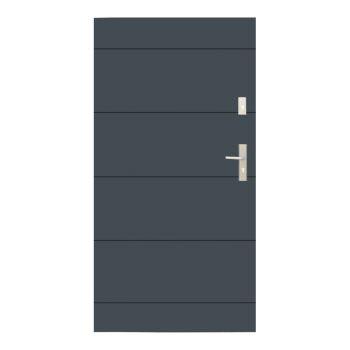 Vchodové dveře Wiked Normal - vzor 26C plné