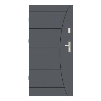 Vchodové dveře Wiked Normal - vzor 26F plné