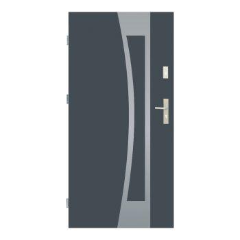 Vchodové dveře Wiked Normal - vzor 37A plné