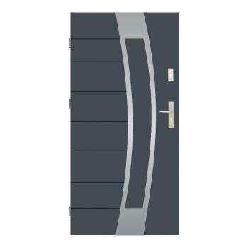 Vchodové dveře Wiked Normal - vzor 38 plné