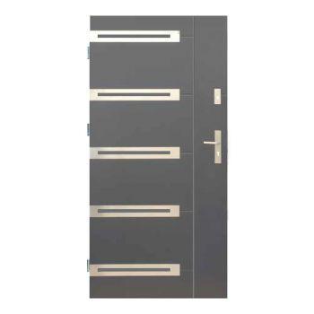 Vchodové dveře Wiked Normal - vzor 39A plné