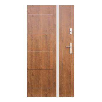 Vchodové dveře Wiked Normal - vzor 41B plné