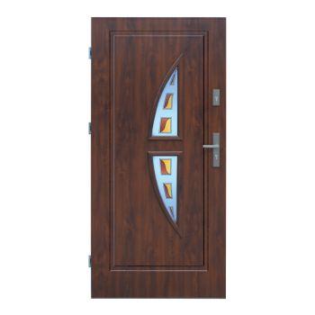 Vchodové dveře Wiked Optimum - vzor 16 prosklené