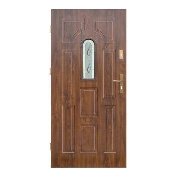 Vchodové dveře Wiked Optimum - vzor 2 prosklené