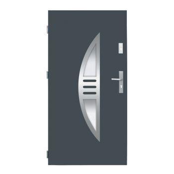 Vchodové dveře Wiked Optimum - vzor 24 prosklené