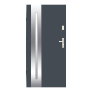 Vchodové dveře Wiked Optimum - vzor 26B prosklené