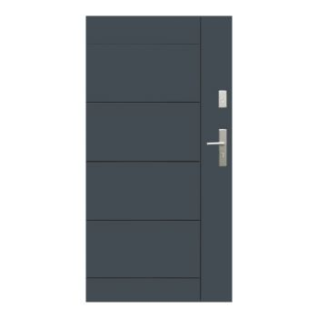Vchodové dveře Wiked Optimum - vzor 26D plné
