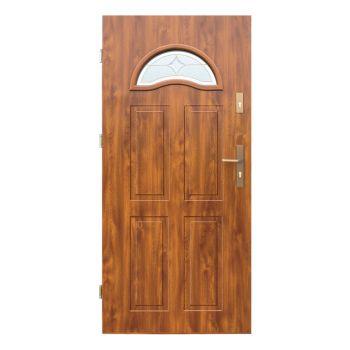 Vchodové dveře Wiked Optimum - vzor 4 prosklené