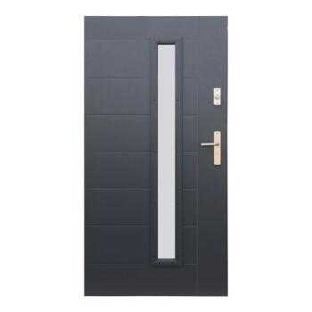Vchodové dveře Wiked Optimum - vzor 42 prosklené