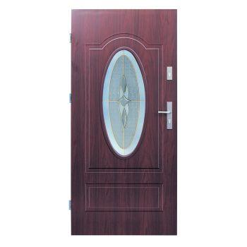 Vchodové dveře Wiked Optimum - vzor 8 prosklené