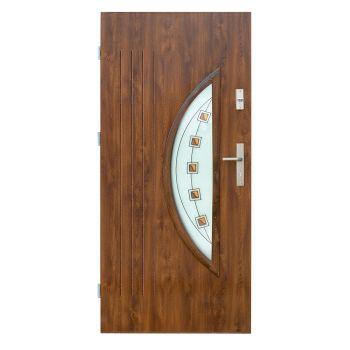 Vchodové dveře Wiked Optimum - vzor 7 prosklené