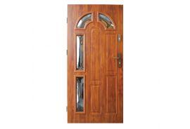 Vchodové dveře Wiked Optimum - vzor 9 prosklené