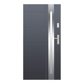 Vchodové dveře Wiked Premium - vzor 25C prosklené