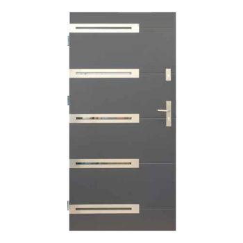 Vchodové dveře Wiked Premium - vzor 39 prosklené