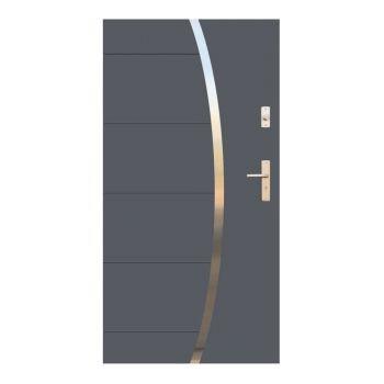 Vchodové dveře Wiked Premium - vzor 40A plné