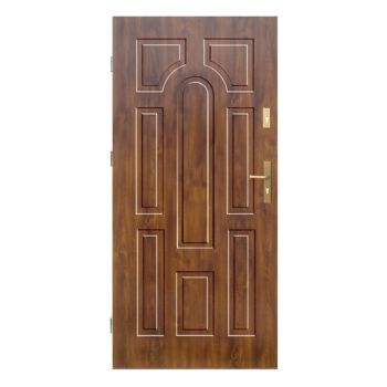 Vchodové dveře Wiked Premium - vzor 5 plné