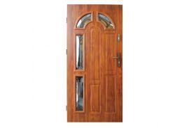 Vchodové dveře Wiked Premium - vzor 9 prosklené
