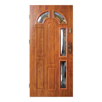 Vchodové dveře Wiked Premium - vzor 9A prosklené