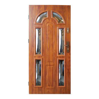 Vchodové dveře Wiked Premium - vzor 9B prosklené