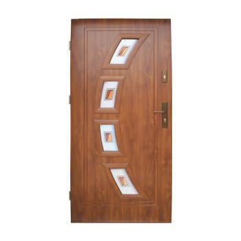 Vchodové dveře Wiked Thermo Prestige Lux - vzor 11 prosklené