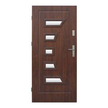 Vchodové dveře Wiked Thermo Prestige Lux - vzor 18 prosklené
