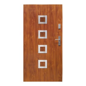 Vchodové dveře Wiked Thermo Prestige Lux - vzor 19 plné