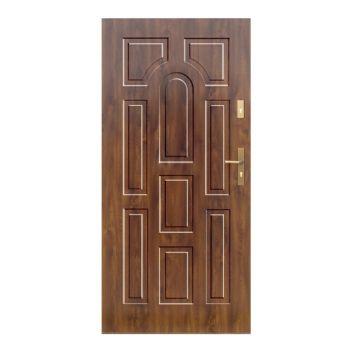 Vchodové dveře Wiked Thermo Prestige Lux - vzor 2 plné