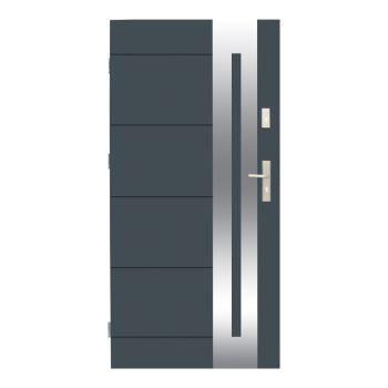 Vchodové dveře Wiked Thermo Prestige Lux - vzor 26 plné