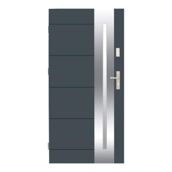Vchodové dveře Wiked Thermo Prestige Lux - vzor 26 prosklené