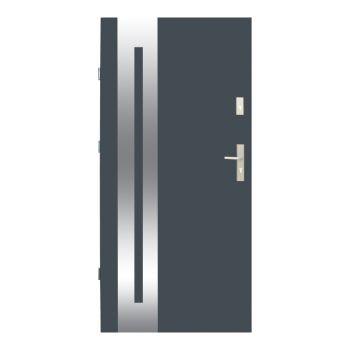 Vchodové dveře Wiked Thermo Prestige Lux - vzor 26B plné