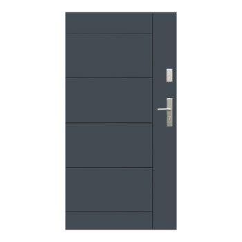 Vchodové dveře Wiked Thermo Prestige Lux - vzor 26D plné