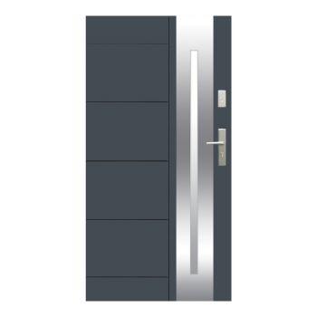 Vchodové dveře Wiked Thermo Prestige Lux - vzor 26H prosklené