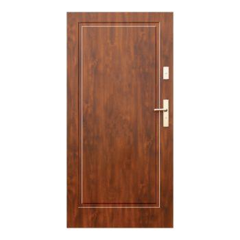 Vchodové dveře Wiked Thermo Prestige Lux - vzor 27 plné